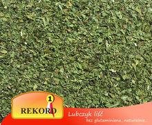 Lovage leaves Levisticum officinale folium - dry herb