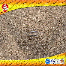 Al2O3 80% Rotary Kiln Calcined Bauxite 0-1mm for Refractory Brick