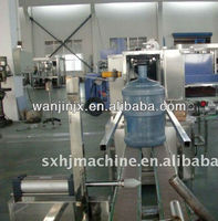 automatic 5 gallon bottled distilled water filling machine