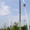 2KW 48v dc generator mini hydro turbine-generator bank energy Mini turbine generator