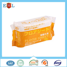 2015 Newest design OEM manufacture Soft Small MOQ new design single packed wet wipes