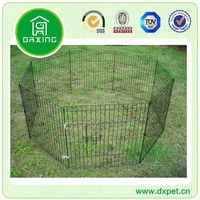DXW005 Dog Crate Metal Wire Cage Strong