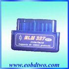 O mais novo mini super elm327 bluetooth scanner obd obd2 v1.5 com elm 327 pirce atacado