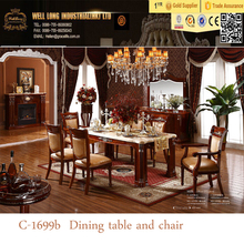 Dining Room Set/ Wood Dining Room Table With Chair