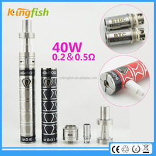New big vapor ecig 40w battery istick 20 watt with factory price