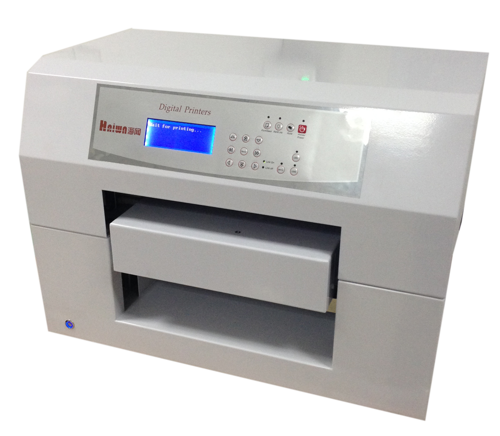 Business Card Printing Machine Plastic Pvc Card Printer