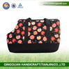 BSCI QQ Petbed Factory luxurious fashion design cheap pet carrier bag