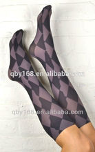 Chicas de nylon hombres tubo calcetines