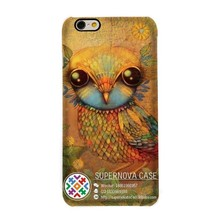 New Products Sublimation Cell Phone Cover, Owl Case