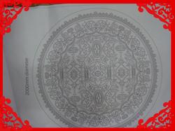 customized anti-slip entrance carpet entrance with customized logo, entrance mat