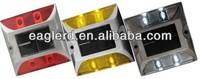 New products solar reflective 4 cat eye pavement road stud