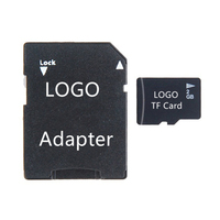 Flash memory card 8gb real capacity micro memory cellphone sd card