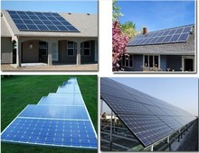 Chinese low cost 300w solar panel system solar panels & power systems