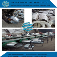 Electro Galvanized Wire for Wire Binding Band