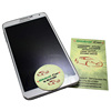 microfiber sticky cell phone screen cleaner