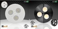 UL sensor 12V 3W led puck light wardrobe store showcase cove accent lighting