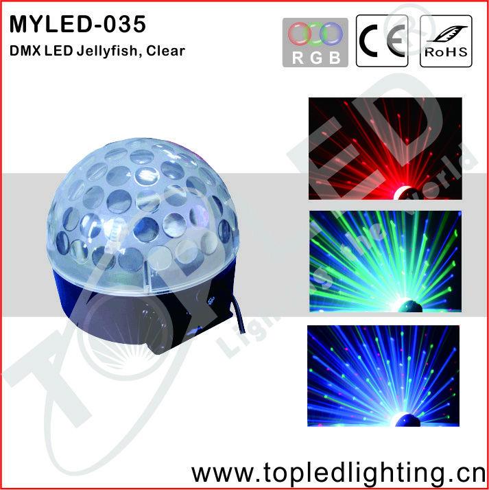 medusa Luz de la etapa del LED