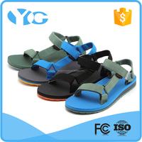 2015 new designs flat sandals cheap wholesale sandals five toe rubber shoes