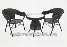 Cheap outdoor leisure rattan/wicker furniture