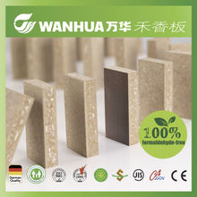 Eco friendly chipboard for construction