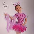 Gato niños traje del ballet