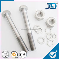 A2-70/ A4-70 stainless steel 316l bolt and nut