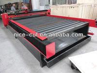 NC-P1325 220v cnc iron plate plasma cutter 60A power