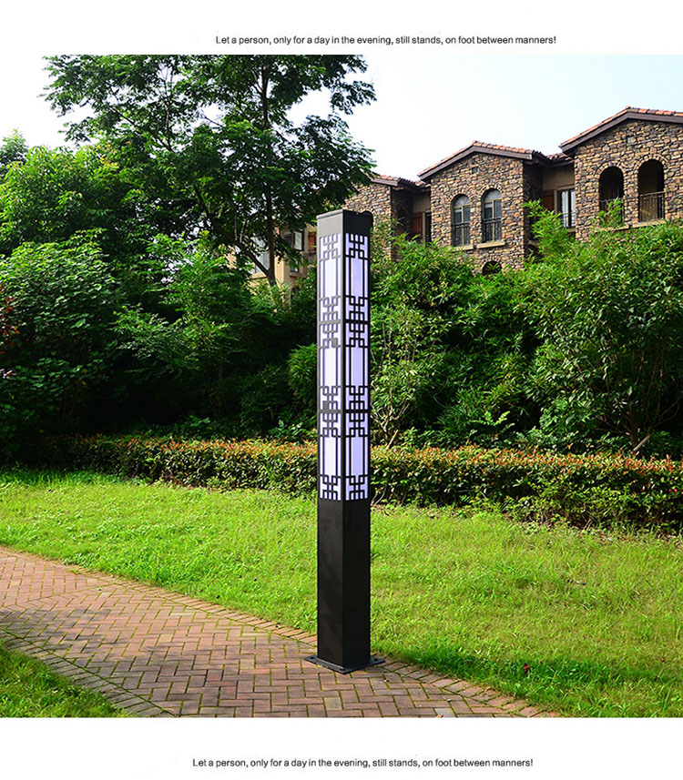 Chaude en gros led jardin d coratif arbre lumi re 4 m avec for Lumiere led jardin