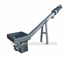 Lump coal screw conveyor with high tranmission capacity for sale