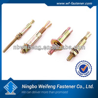 m16 anchor bolt and nuts best price made in China manufacturers suppliers exporters anchor