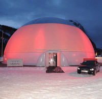 exhibtion tent inflatable promotion tent inflatable dome tent for event
