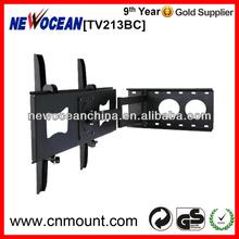 tilt adjustable tv support tv 213 Tilt: '+15~ -15 degree tv wall bracket support