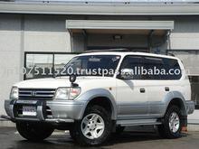 1997 Used Japanese Cars TOYOTA Land Cruiser Prado TX LTD 4WD SUV RZJ95W