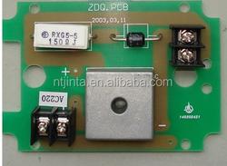Escalator Brake Board,ZDQ.PCB XLB-1.0 PCB DZE-14E