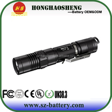 Nitecore MH12 1000 Lumens Rechargeable tactical LED Flashlight - Upgrade of P12 MH10 MH25