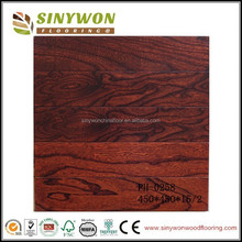 PH-0258 508*508 Elm wooden parquet flooring