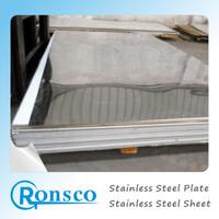 EN10088 5mm thick stainless steel perforated sheet as drawings for customer needs