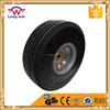 10 inch 3.50-4 Sawtooth tread PU foamed Hand Truck Tire