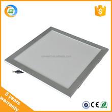 3Years Warranty PF>0.9 led energy save panel light 60x60