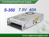 12VDC output 25A 300W dc regulated power supply