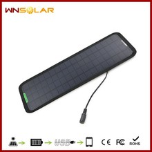 HOT solar battery charger, 5W 18V portable solar charger/power solar panel