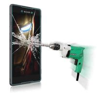 HUYSHE Invisible screen protector shield for sony xperia z4