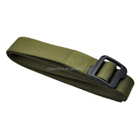 Elastic Belt Plastic Buckle Police and Solider Duty Belt