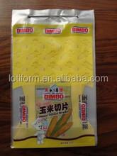 HDPE/LDPE/CPP Wicket Printing Food Vegetable Fruit Packaging Bags