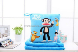 2015 latest baby pet chews with plush blanket