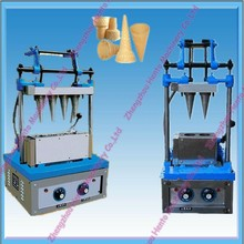 New Design Ice Cream Cone Wafer Biscuit Machine