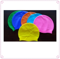adult silicone swimming caps ,Adult funny swimming caps,rubber swimming cap