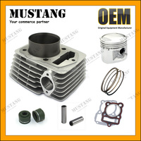 Motorcycle Engine Parts for CB125 Cylinder Kit, CB125 Piston Kit