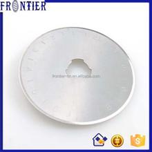 45mm circular cutter blades/round blade knife