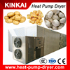 PLC Automatic Touch Screen Control Vegetable Dryer
